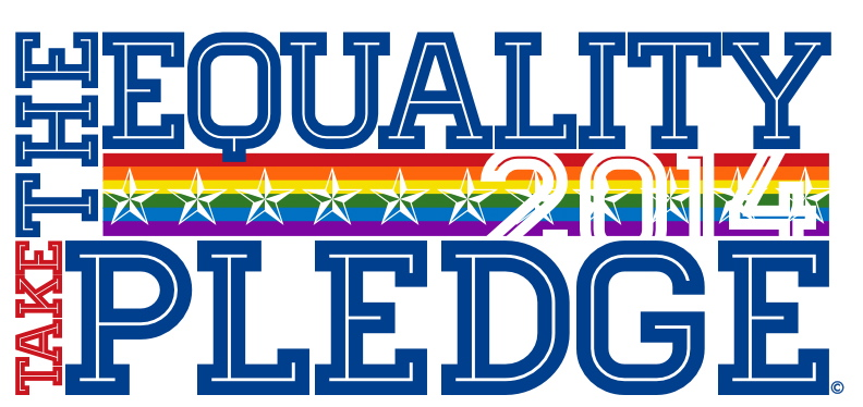 New LGBT Equality Pledge Network Emerges. (2/2)